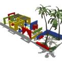 MGS-ESPAÇO LÚDICO-IMAGEM 3D 03